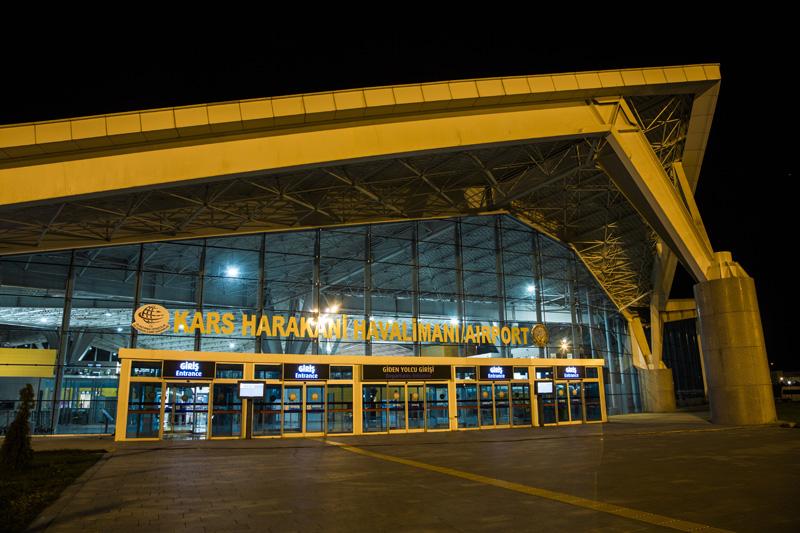 kars havaalanı